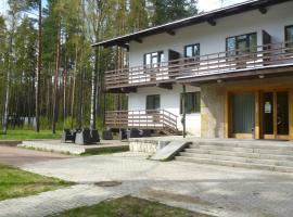 Dom Tvorchestva Arkhitektor, Zelenogorsk