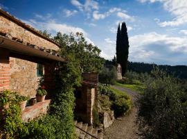 Villa Rosmarino, Greve in Chianti