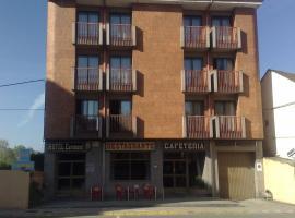 Hotel Carmen, Bembibre