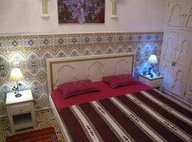 Chambre chez l'Habitant, Sefrou