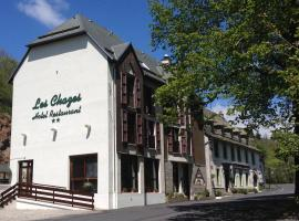 Hôtel des Chazes, Saint-Jacques-des-Blats