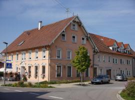 Gasthof Adler, Inneringen-Hettingen