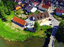Landgasthof zum Hirschen, Tauberrettersheim