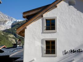 Chalet Le Marti, Chamonix-Mont-Blanc