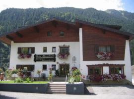 Haus Ausserbach, Gaschurn