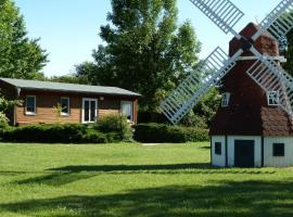 Feriendorf Boeker Mühle, Boek