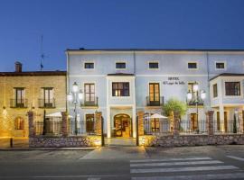 Hotel el Lagar de Isilla, La Vid y Barrios