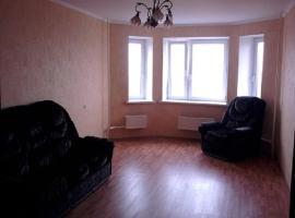 Apartment on Stroiteley Street, Shchelkovo