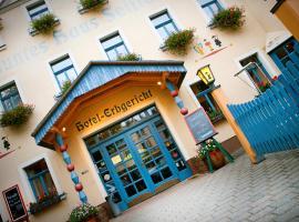 Hotel Erbgericht Buntes Haus, Seiffen