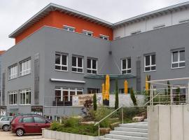 Hotel Maxis, Karlsbad