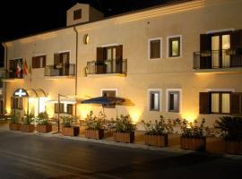 Hotel Paradiso Delle Madonie, Castelbuono