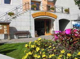 Albergo Diffuso Borgo Soandri, Sùtrio
