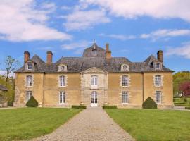 Chateau du Bois Glaume, Poligné