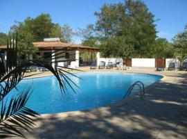 camping le Fief d'Anduze, Anduze