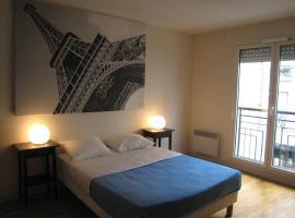 Lappe Terrasse Apartment