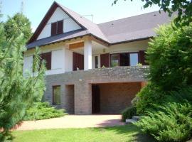 Affini Vendégház, Visegrád