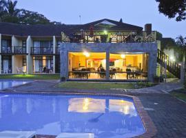 Elephant Lake Hotel, St. Lucia