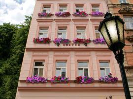 Hotel Boston, Karlovy Vary