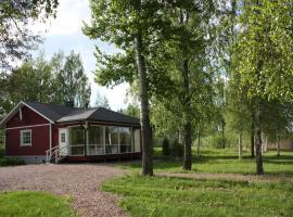 Cottage Baydar, Jyräänkoski