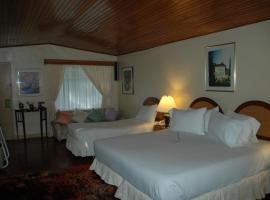 Hotel California, Pacho