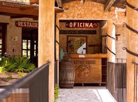 Hotel Palomino Ranch, El Remate