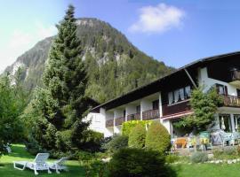 Haus Achtal, Hotel Garni