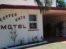 Copper Gate Motel, Mount Isa