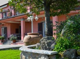 Maison de Campagne, Manziana