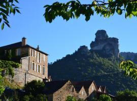 Ermitage de Peyreleau, Peyreleau
