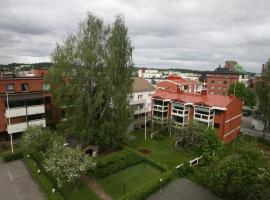 Lomakoti Kuopiossa, Kuopio