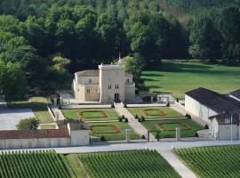 Château La Tour Carnet, Saint-Laurent-de-Médoc