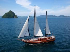 Sailing Yacht CC2415, Phuket