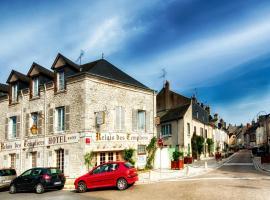 Hotel Le Relais Des Templiers, Beaugency