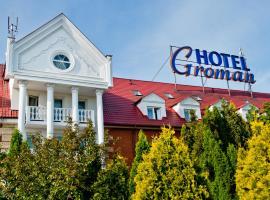 Hotel Groman, Sękocin