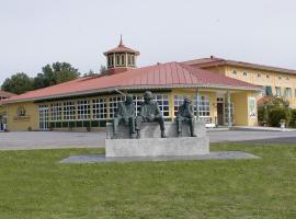 Björkbackens Karaktärshotell, Vimmerby