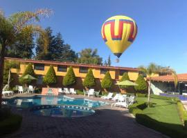 Hotel Quinto Sol, San Juan Teotihuacán