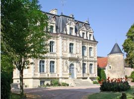 Château de la Rolandière, Trogues