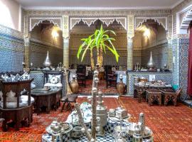Riad Lahboul, Meknès