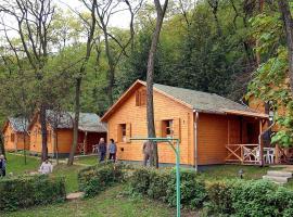 Zöldvár villa, Bogács