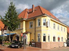 Deutsches Haus, Springe