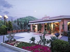 Albergo Santa Barbara, Montecatini Terme