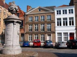 Holiday Home Majestic House in Bruges, Brugge