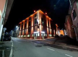 Hotel Eridano, Sannazzaro de' Burgondi