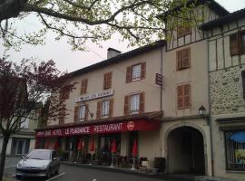 Hôtel Restaurant Le Plaisance, Maurs