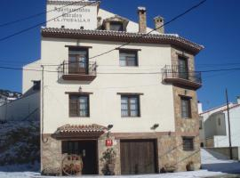 Apartamentos Rurales La Muralla II, Cañete