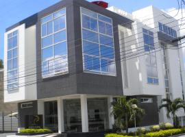Hotel City Park, Barrancabermeja