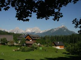 Familienbauernhof Grossgrub, Vorderstoder