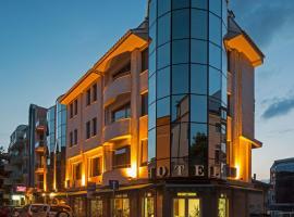 Hotel Dafi, Plovdiv