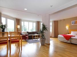 Hotel Tornet, הלסינבורג