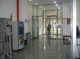 Hostal Residencia Goya, Saragossa